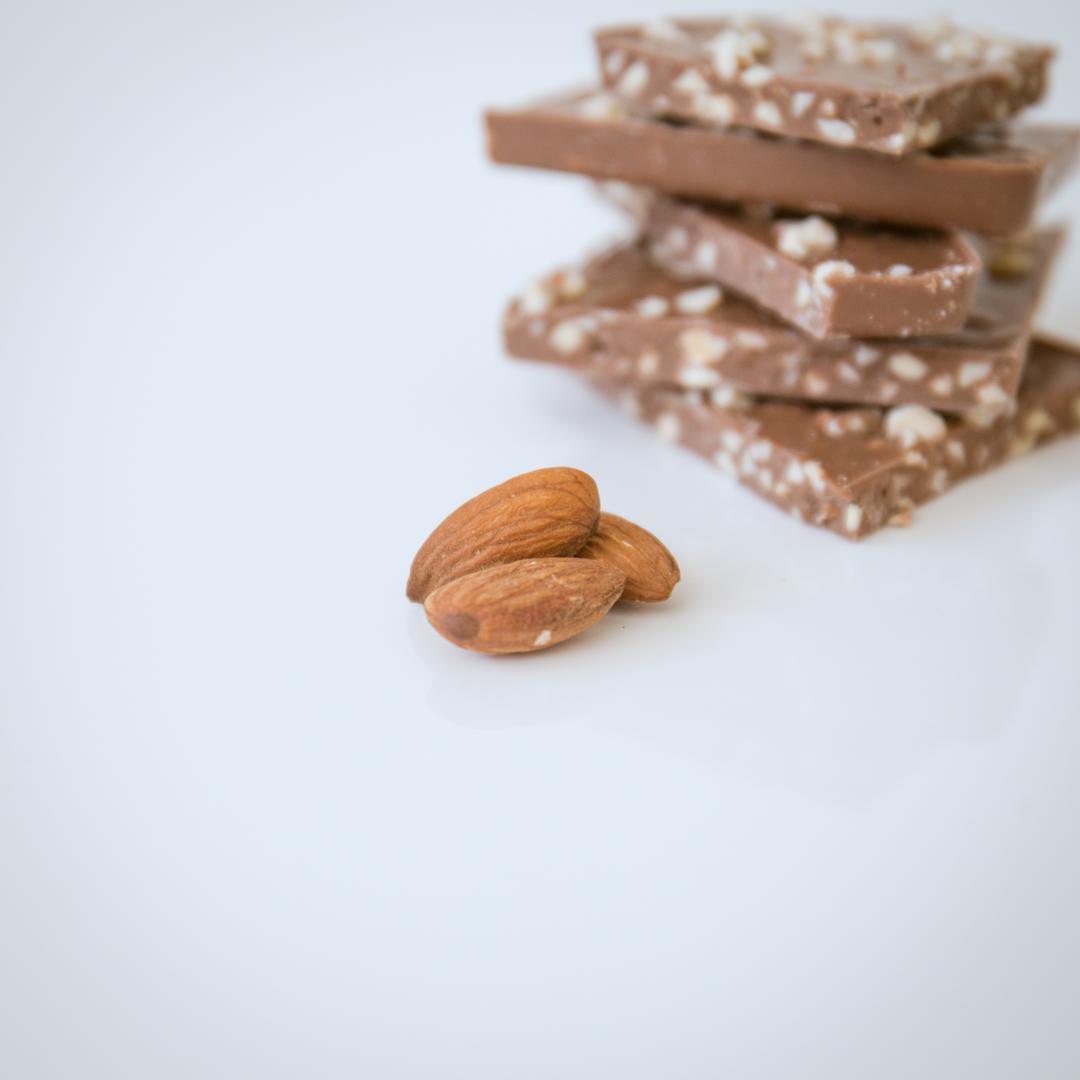 Σοκολάτες πλάκες με στέβια