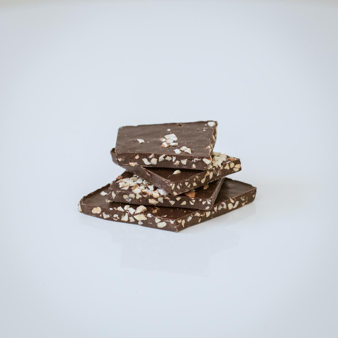 Σοκολάτες πλάκες υγείας με 70%-80% κακάο